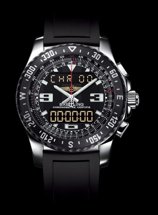Breitling® | Swiss Luxury Watches of Style, Purpose & Action