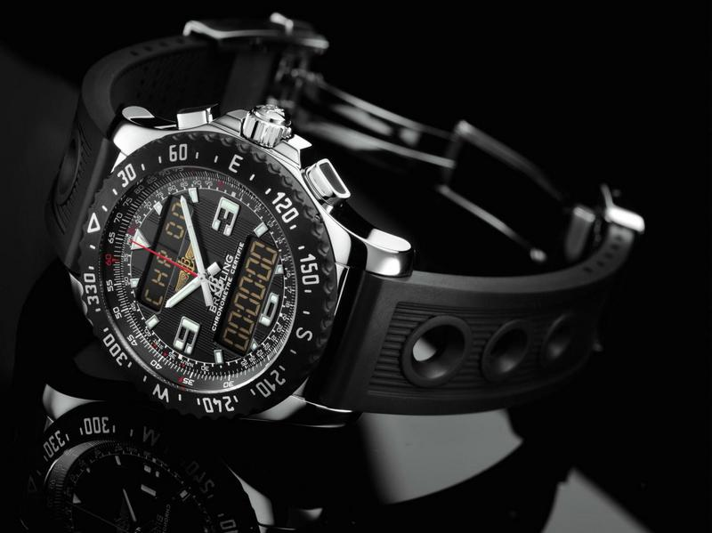 Airwolf Raven - User Guide - Breitling