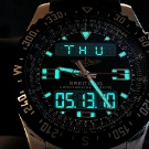Breitling Professional Airwolf Raven Watch
