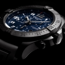 Breitling Professional Chronospace Evo Night Mission Watch Dial