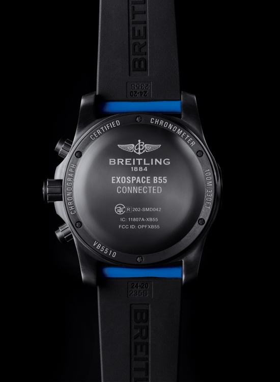 Breitling Professional Exospace B55 Connected Watch Back
