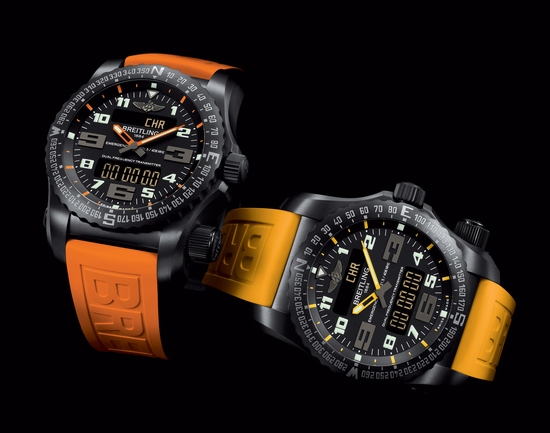 Breitling Professional Night Mission Watches