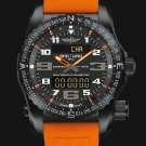 Breitling Professional Night Mission Orange Accents Watch