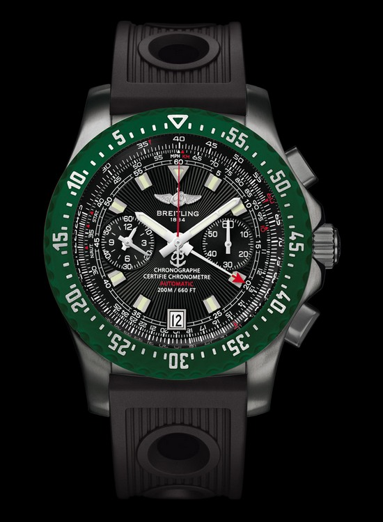 Breitling Professional Skyracer Limited Edition Watch