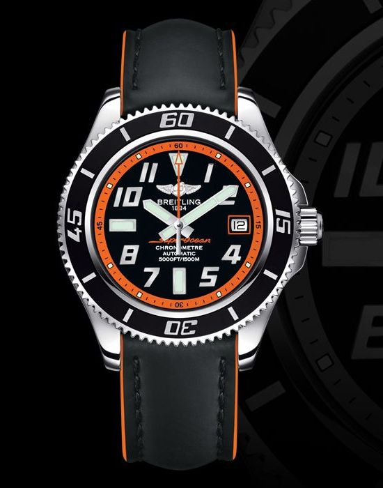 updates superocean the deep ii blue news watch breitling watches introducing diver