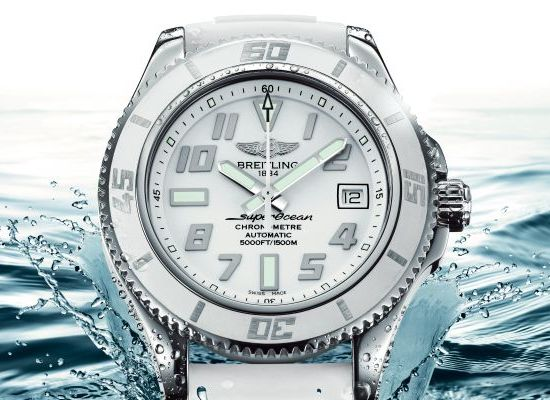 Breitling Superocean 42 White Water Watch