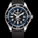 Breitling Superocean 42 Watch Abyss Blue Dial