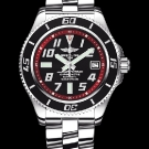 Breitling Superocean 42 Watch Abyss Red-dial