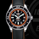 Breitling Superocean 42 Watch Orange Limited Edition