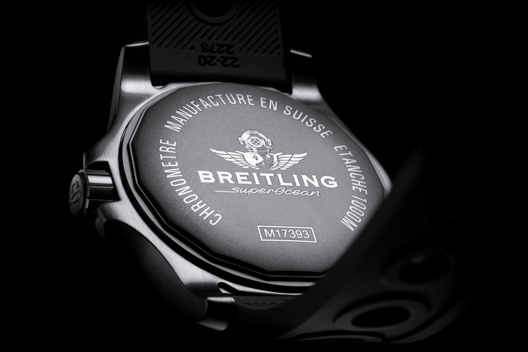 Breitling Superocean 44 Special Watch Case Back