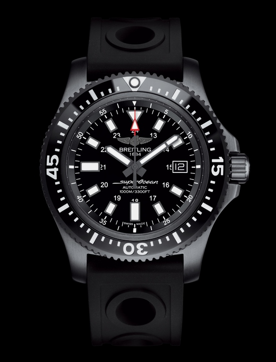 Breitling Superocean 44 Special Watch Front