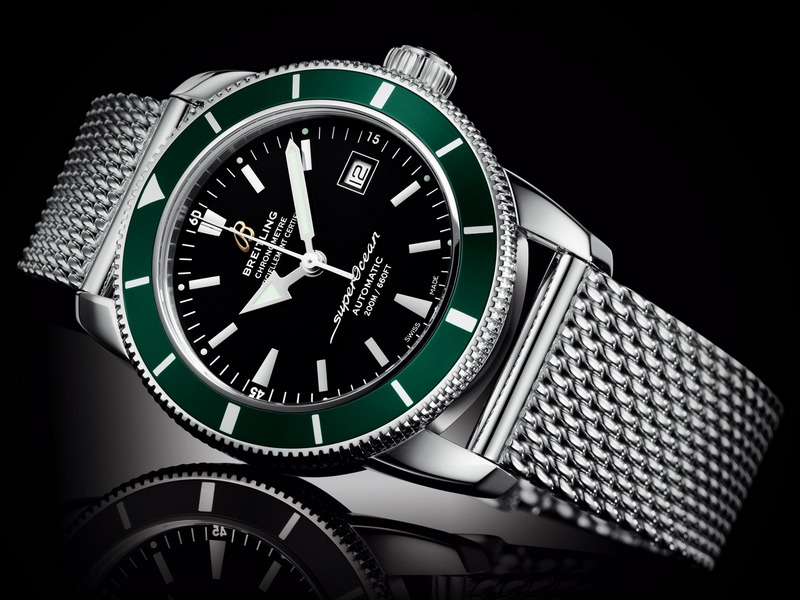Breitling Superocean Héritage 42 Watch
