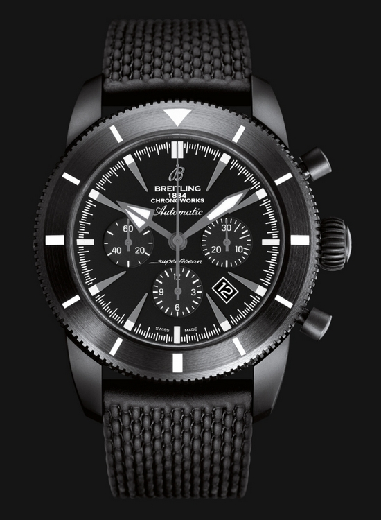 Breitling Superocean Héritage Chronoworks Watch Front