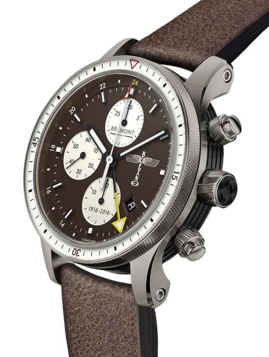 Bremont Boeing 100 Limited Edition Watch