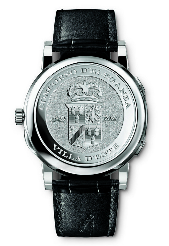 Lange 1 Time Zone Concorso Edition Watch Caseback