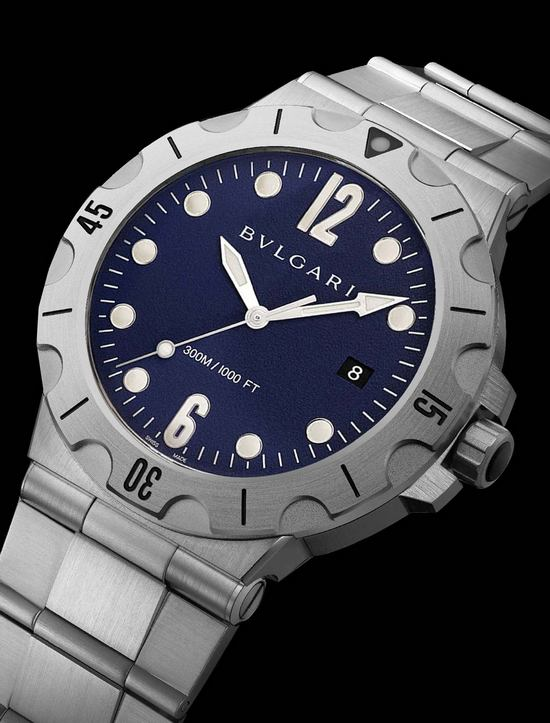 Bulgari Diagono Scuba 2016 Watch