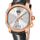 Bulgari Hora Domus Dual Time Zone Watch Silver Dial