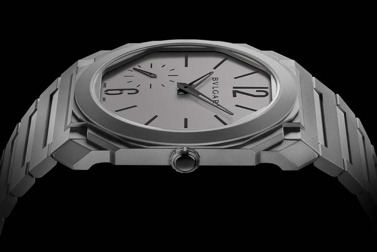 Bulgari Octo Finissimo Automatic Watch Profile