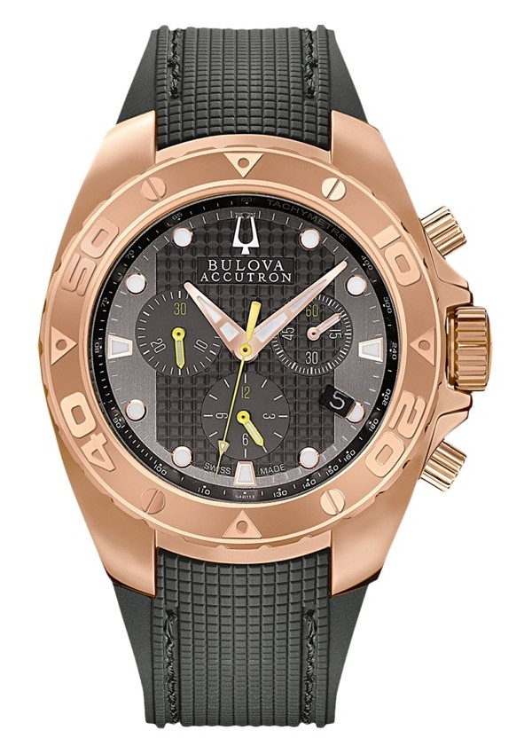 Bulova Accutron Curacao Chronograph 64B113 Watch