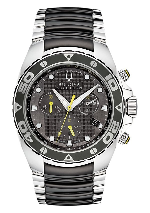 Bulova Accutron Curacao Chronograph 65B138 Watch