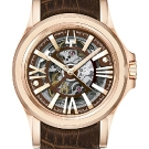 Bulova Accutron Kirkwood Skeleton Dial 64A103 Watch