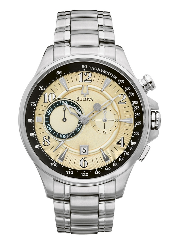 Bulova Adventurer Chronograph Watch 96B140