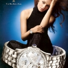 Bulova Mechanical Ladies' Double Heart Motif Round Watch 96R122