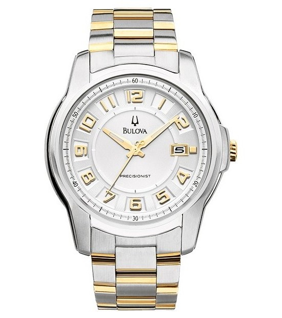 Bulova Precisionist Claremont 98B140 Watch