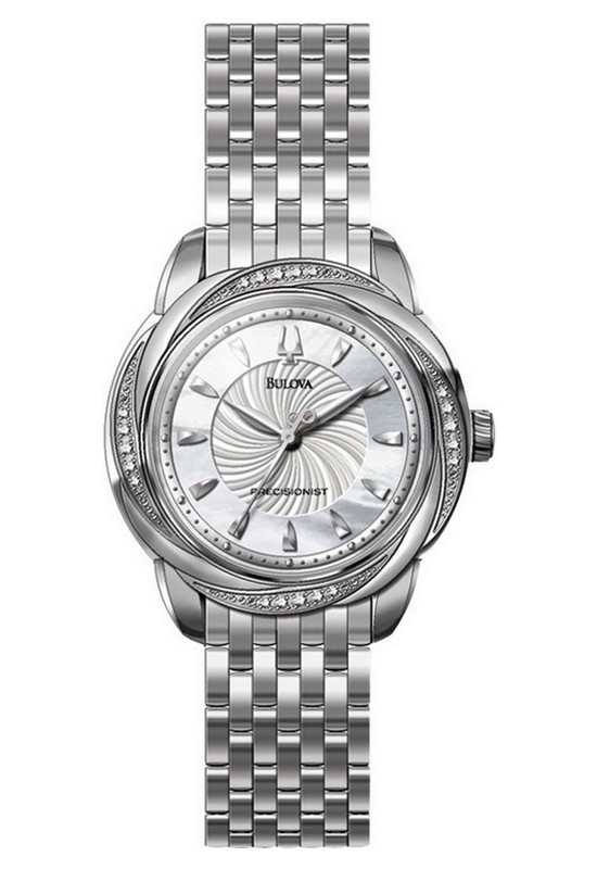 Bulova Precisionist Brightwater 96R153 Watch