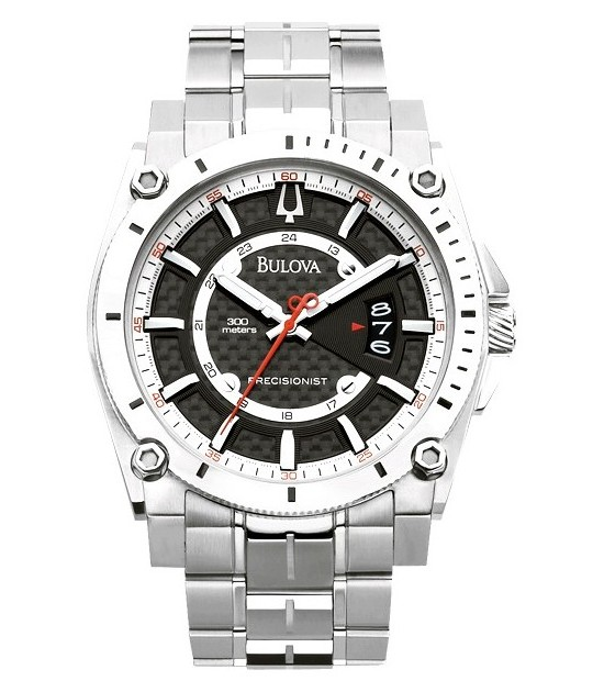 Bulova Precisionist Champlain 96B133 Watch