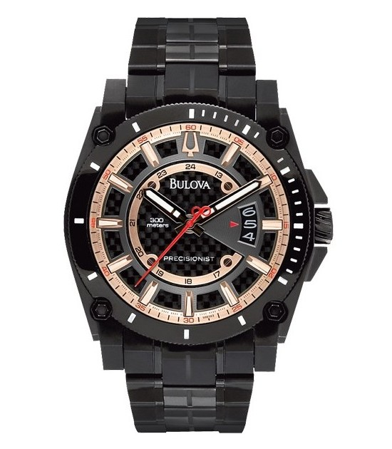 Bulova Precisionist Champlain 98B143 Watch