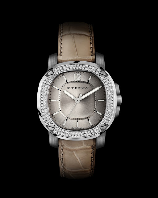 Burberry Britain Womens Watch