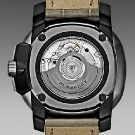 Burberry Britain Automatic Power Reserve Watch Back Detail