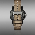 Burberry Britain Automatic Power Reserve Watch Back