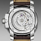 Burberry Britain Automatic Watch Back Detail