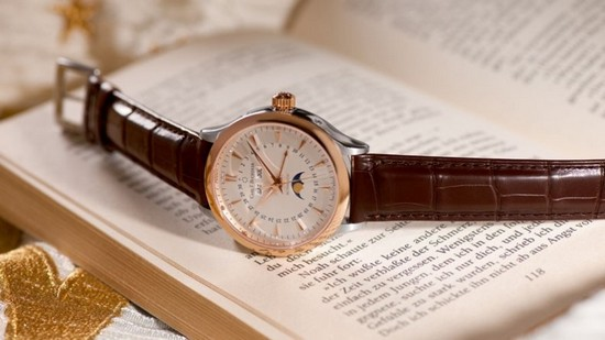 Carl F. Bucherer Introduced Manero MoonPhase Limited Edition Watch`View