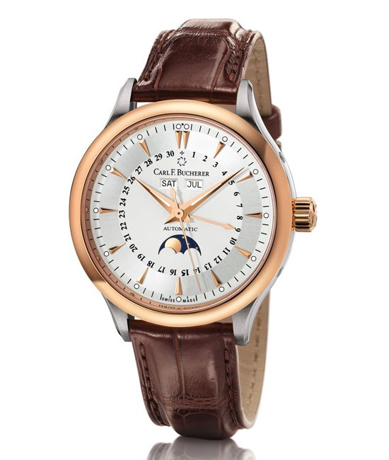 Carl F. Bucherer Introduced Manero MoonPhase Limited Edition Watch