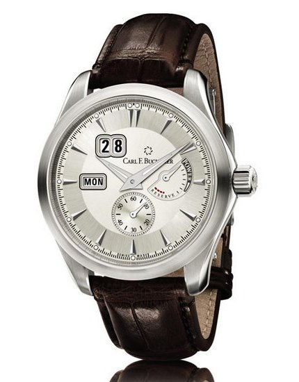 Carl F. Bucherer Manero PowerReserve Watch Front