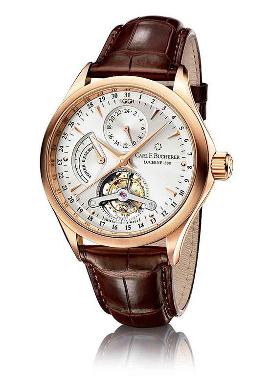 Carl F. Bucherer Manero Tourbillon Limited Edition Watch