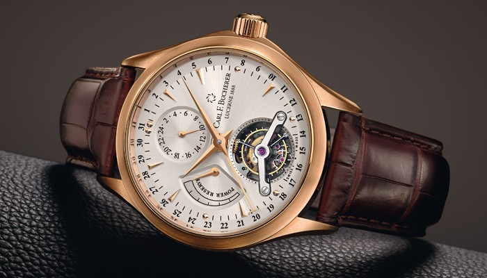 Carl F. Bucherer Manero Tourbillon Limited Edition