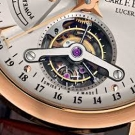 Carl F. Bucherer  Manero Tourbillon Limited Edition Dial