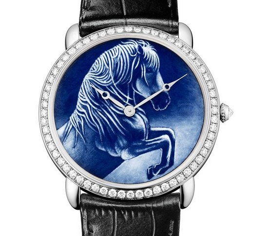 Cartier Métiers d'Art Watch Horse