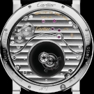 Cartier Rotonde Mysterious Double Tourbillon Watch Caseback
