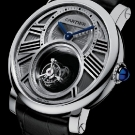 Cartier Rotonde Mysterious Double Tourbillon Watch