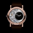 Cartier Rotonde Mysterious Hours Watch Caseback