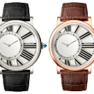 Cartier Rotonde Mysterious Hours Watches