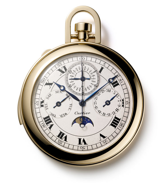 Cartier 1927 Pocket Watch