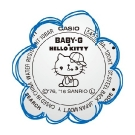 Casio Baby-G Hello Kitty BA-120KT-7A Watch Back Engraved