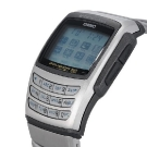 Casio E-Data Databank Digital Watch EDB610D-8