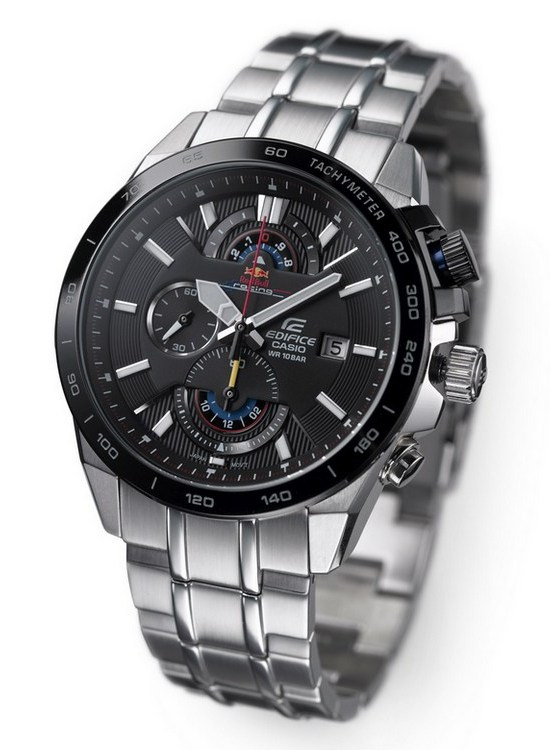 Casio Edifice Red Bull Racing Watch Works Like A Charm The New